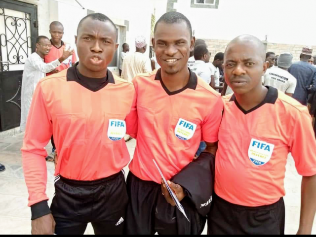 NPFL 2019/20 MD 15 : WE ARE READY FOR ACTION, SAYS TADE AZEEZ – Latest Sports and Football News in Nigeria #Nigeria Screenshot 20200110 1725182 640x481