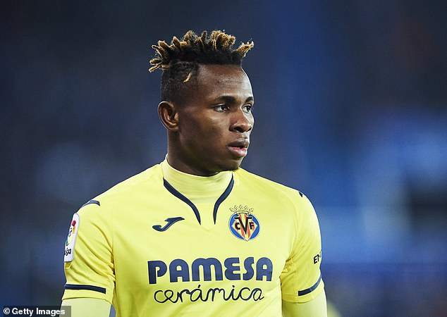 EPL: How Liverpool failed with €35m bid to sign Chukwueze from Villarreal