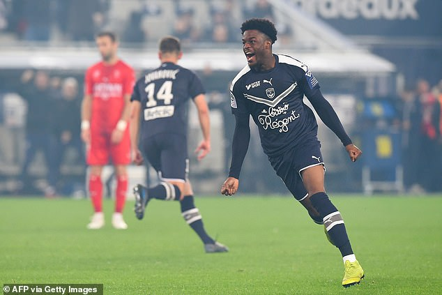 Josh Maja: West Ham interested in Bordeaux and ex-Sunderland striker