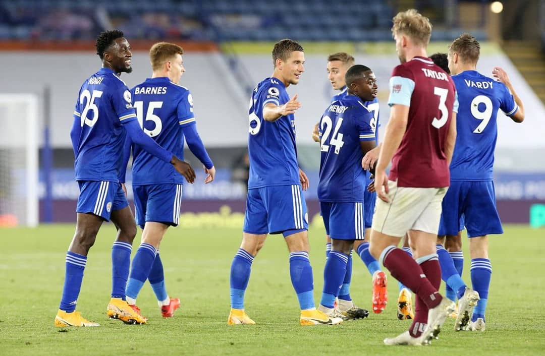 Early warning from Leicester with 4-2 win over Burnley