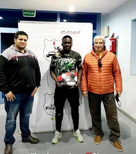 Ο πρώην Messiah Striker υπογράφει συμβόλαιο τριών ετών με την ENPPI SC – Τελευταίες ειδήσεις αθλητισμού και ποδοσφαίρου στη Νιγηρία