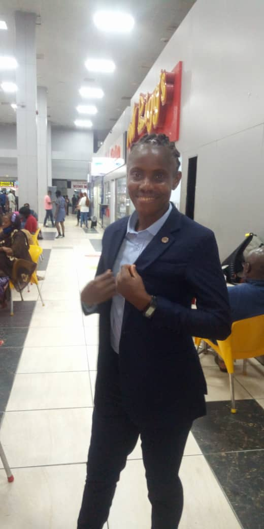 Nigerian FIFA Lady Referee, Persistence Ndidiamaka Madu Passes Medical, Health Check In Japan… Set For Motion – Newest Sports activities and Soccer Information in Nigeria   Sports247